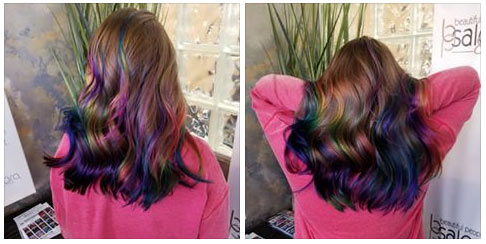 spring hair color